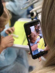 Дети в роли стоматологов (18 ноября 2018): фото