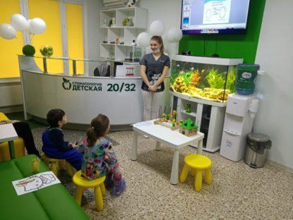 Дети в роли стоматологов (28 октября 2018): фото