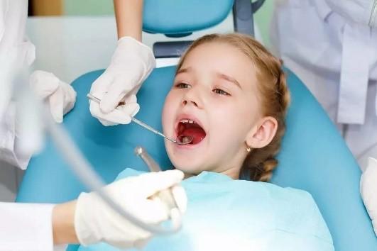Лечение пульпита молочных зубов: фото