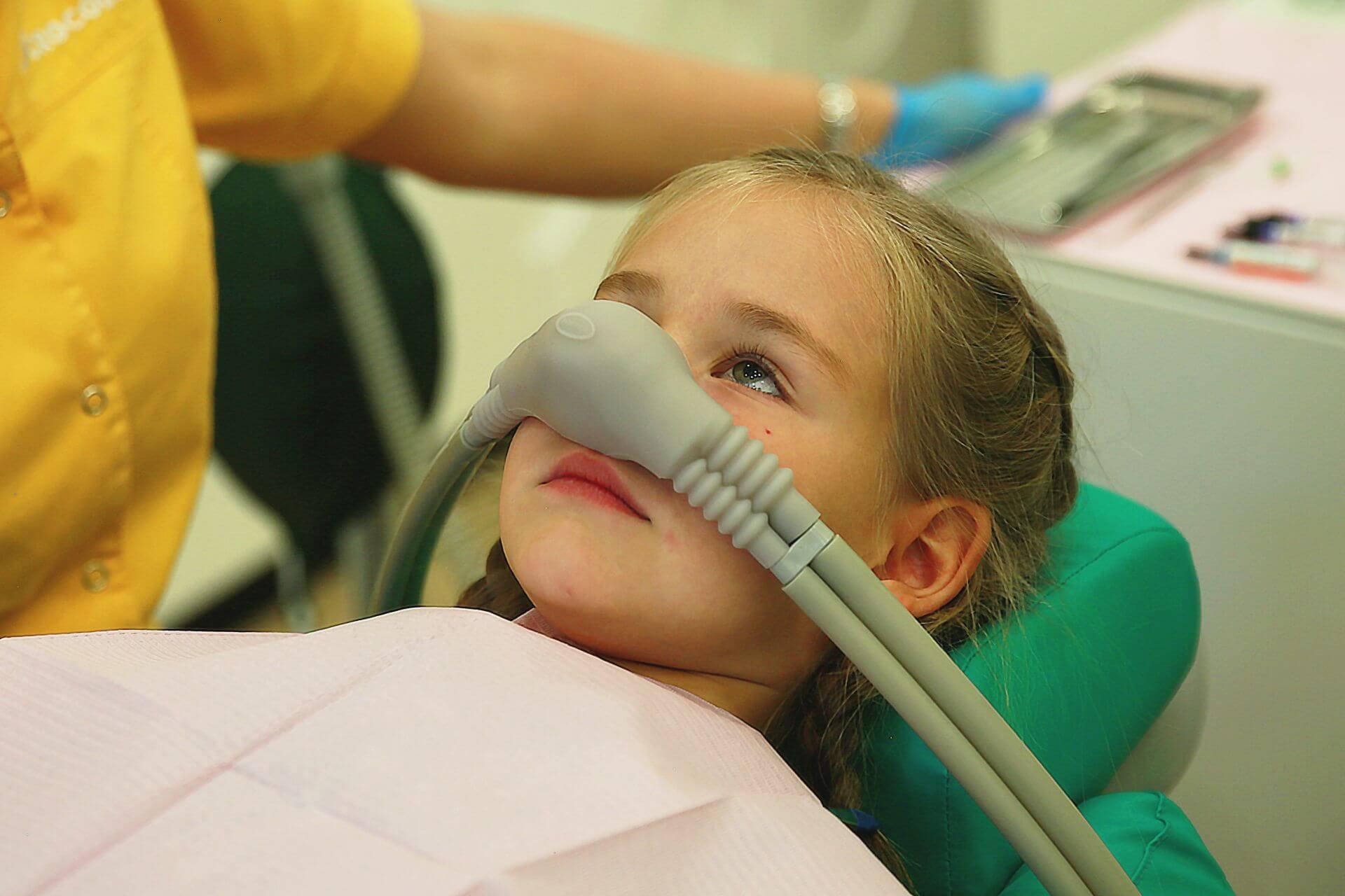 Лечение зубов под седацией у детей