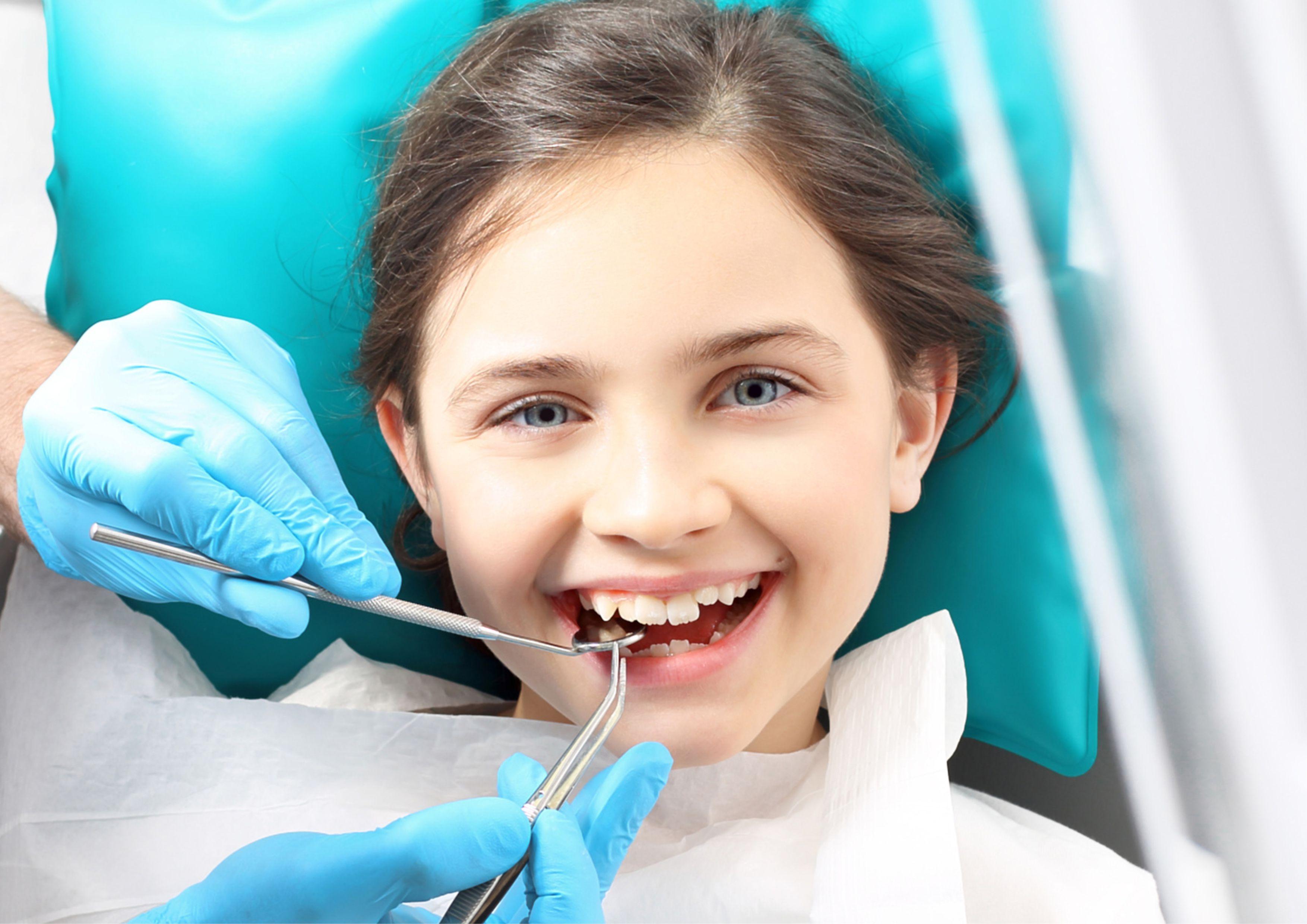 Удаление коренных зубов у детей
